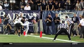 HIGHLIGHTS: BYU Football vs. Cincinnati 2015