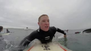 Surfing Ireland