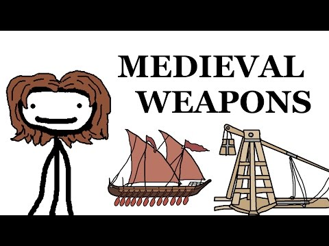 Creative Weapons of the Medieval Era