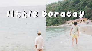 LITTLE BORACAY BEACH IN TERNATE, CAVITE | DanVentures VLOG#2