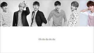 Lyrics EXO-M - THUNDER (雷电) [Pinyin/Chinese/English] COLOR CODED TRANSLATION