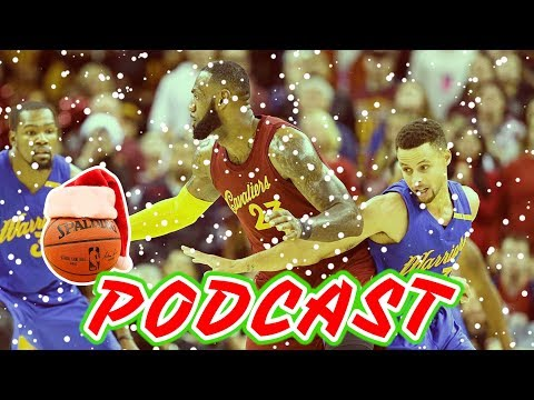PODCAST: Christmas Day NBA Predictions and Discussion