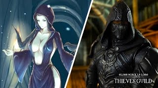 SKYRIM - 5 Thieves Guild Secrets (Elder Scrolls Lore & Facts)