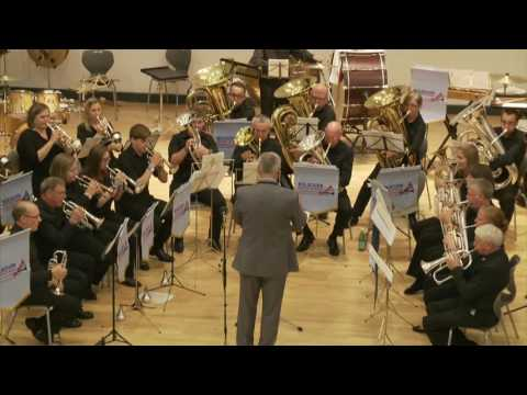 The Shirley Band - Bolsover Festival of Brass 2016