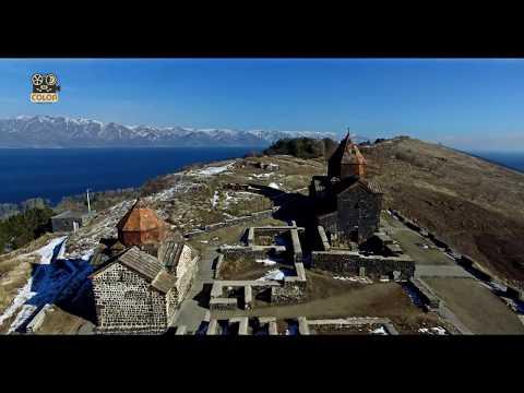Armenia - Вся красота Армении с высоты птичьего полета.