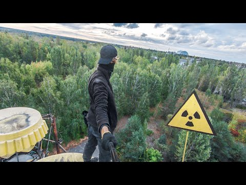 Journey Across Chernobyl Exclusion Zone | Part 4