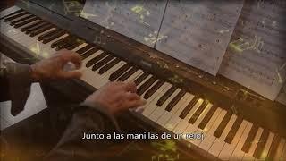 ¿Por qué te vas?(Jeanette).  Piano et arrangements: André Caron