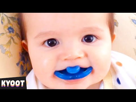 Pretty Sure That Isn't How You Use That 🤣 | Baby Cute Funny Moments | Kyoot