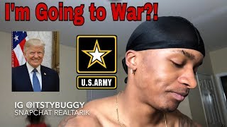 Am I going to war?... (Thoughts)