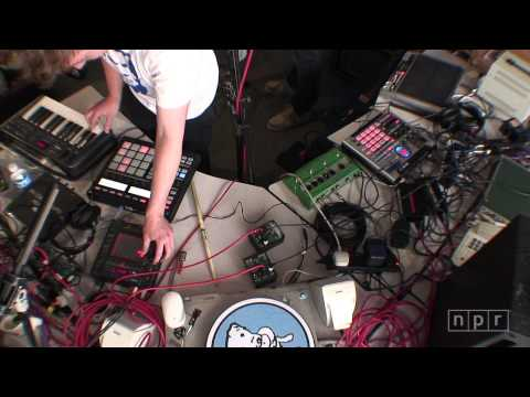 Mount Kimbie: NPR Music Tiny Desk Concert