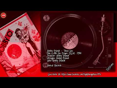 Bobby Orlando - These Lies (U.S.A. 1983) High Energy Music