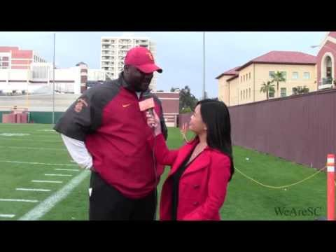 Coach Tee Martin Interview 3/25/14