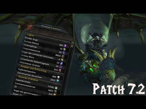 Vdyoutube Download Video Ordensressourcen In Wow Legion Patch