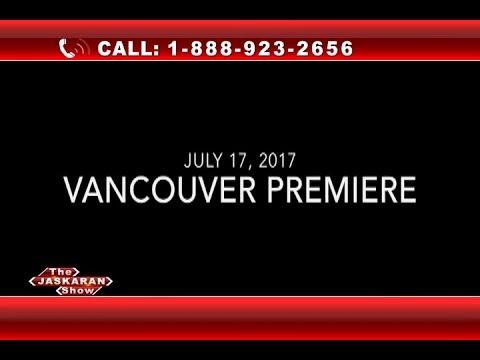 The Black Prince   Satinder Sartaj   Vancouver Premiere   Exclusive Interview   Channel Punjabi