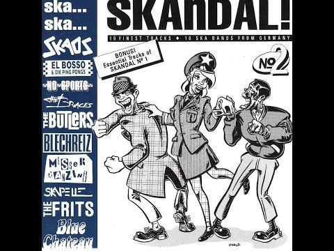 Various Artists - Ska, Ska, Skandal Nr.2 (Pork Pie) [Full Album]