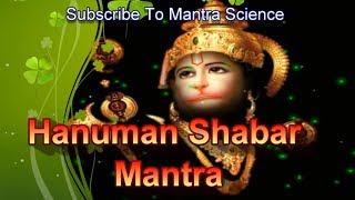 Powerful Hanuman Shabar Mantra for Business