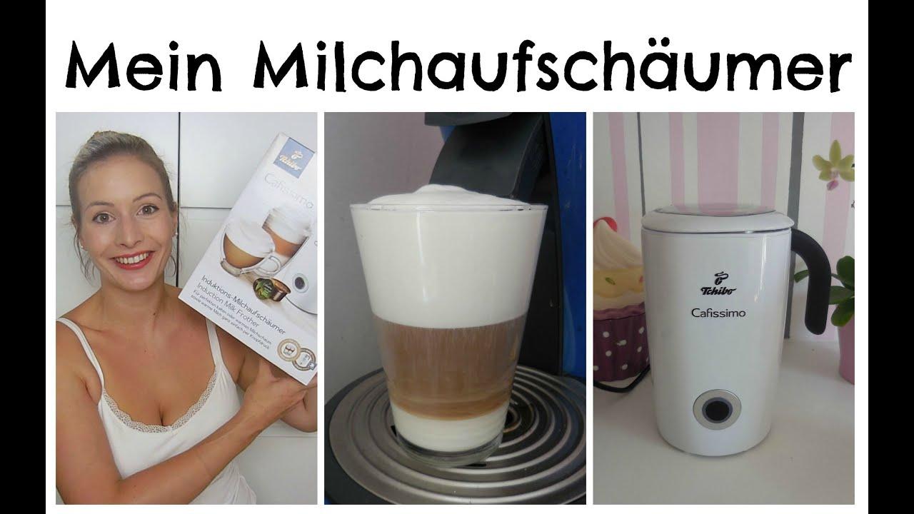 Tchibo Induktions Milchaufschäumer