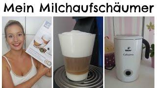 Produkttest: Tchibo Induktions Milchaufschäumer I AnnaBirdie