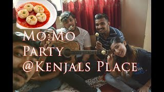 MO:MO Party At Kenjal's Place/ I Did Put A Offer to Collab & She Said...... #OsaaPasaa #MusicVlogs