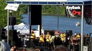 Bootsy Collins - Bootzilla - 6-14-2012 Albany, NY