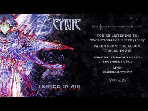 CYNIC - Traced in Air remix/master (2019)