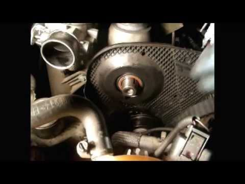 Cam Seal Replacement Volkswagen Bora TDI 'AGR' Engine