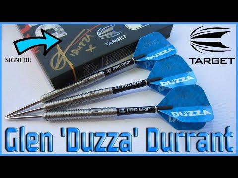 Winmau Pro Line Onyx Darts Set Steel Tip 23g grams Black New land unboxed!