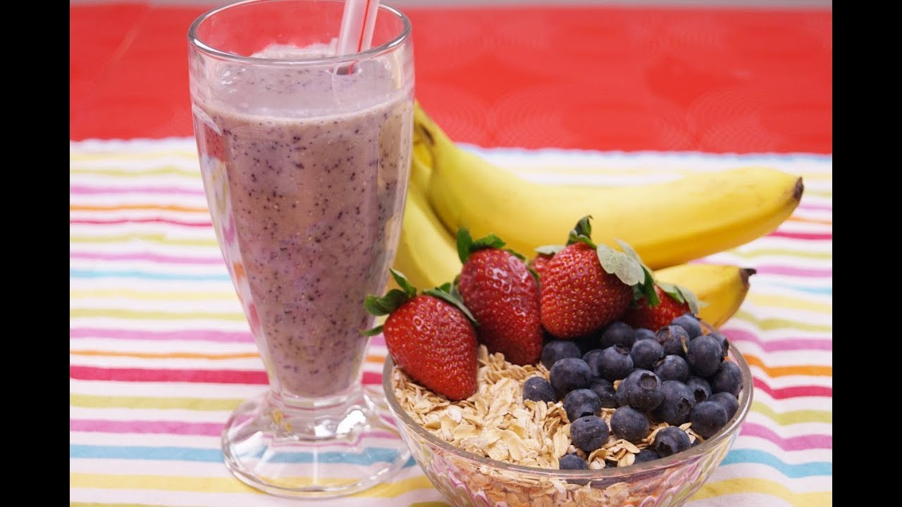 fruit milkshake fruit muffins healthy