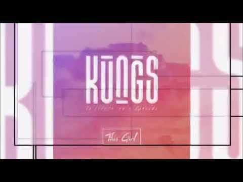 Kungs vs Cookin' on 3 Burners - This Girl Original remix Bass bosted Instrumental