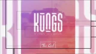 Kungs vs Cookin' on 3 Burners - This Girl [Original remix] [Bass bosted] [Instrumental]