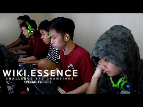 Wiki.Essence Special Force 2 Challenge the Champions