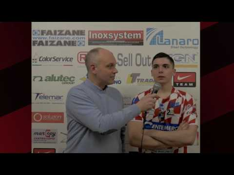 Francesco Compagno - Interview - ASD Hockey Breganze - HRC Monza