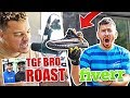 FANS PAID US $5 TO DO RANDOM THINGS ON FIVERR (TGF BRO ROAST AND BURNING YEEZYS)