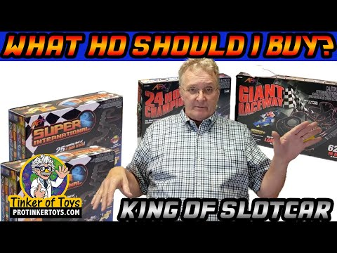 Best HO Slot Car? | Slot Car Start Series | Auto World | Afx/Racemasters