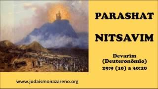 Parashat NITSAVIM - Judaísmo Nazareno
