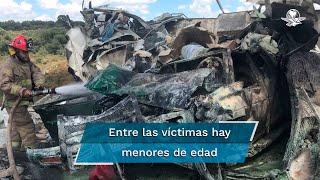 Se había reportado inicialmente que varias de las víctimas habían quedado prensadas