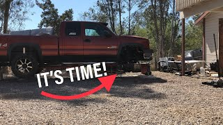 Duramax SOLID AXLE SWAP! Part 1: IFS Removal