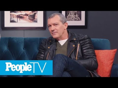 Why Antonio Banderas Calls Madonna 'The Most Committed Artist' | PeopleTV | Entertainment Weekly