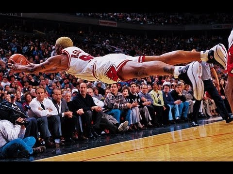 Dennis Rodman - Career Tribute |HD|