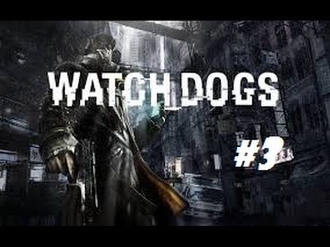 Watch Dogs: Let's Play.|l'histoire d'un hacker|rencontre avec M.Quinn #3