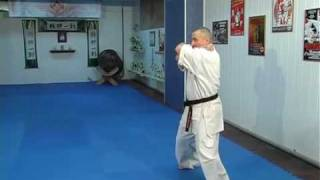 Уроки каратэ киокушинкай (видео). Часть 3