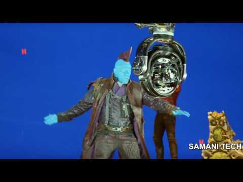 [60FPS] GUARDIANS OF THE GALAXY VOL  2   Behind The Scenes  60FPS HFR HD