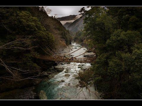 Enchanting Japanese Valley of Magic