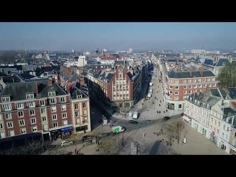 Sortir des ruines, Amiens, la reconstruction Réalisation Joelle Novic Coproduction INA / France 3