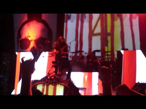 Rob Zombie - What Lurks On Channel X (Live in Charlotte NC) HD mp3