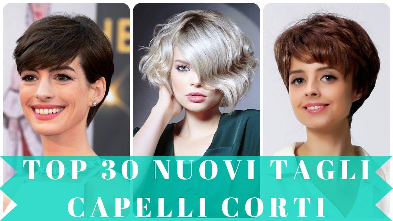 31 tagli di capelli corti