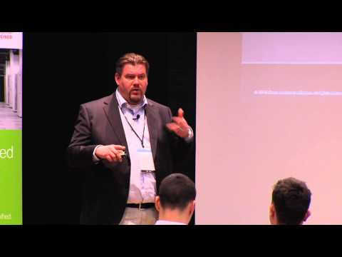 """""""The New Model for Security - Intelligent Cyber Security for the Real World"""" by Juha Launonen"""