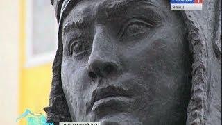 В Чукотке открыли памятник военному летчику, погибшему в Великой отечественной войне