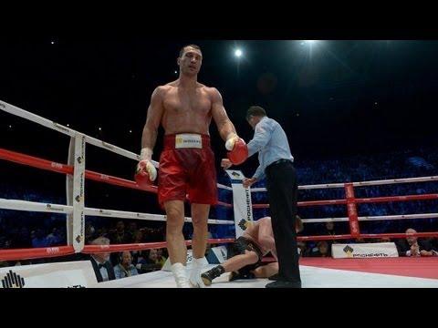 Бокс:  Владимир Кличко (Украина) --  Александр Поветкин (Россия)   (2013)