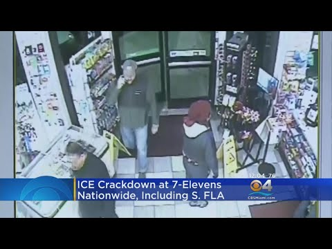 South Florida 7-Elevens Among Those Raided In Immigration Crackdown